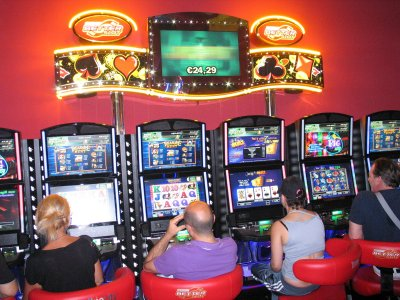 slot machine gratis lottomatica